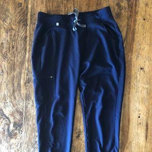 Figs Zamora jogger scrub pants medium